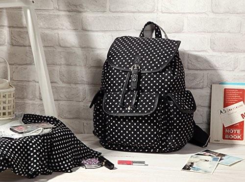 Kenox Casual Canvas Backpack