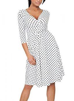 Elegant Maternity Dresses For Spring