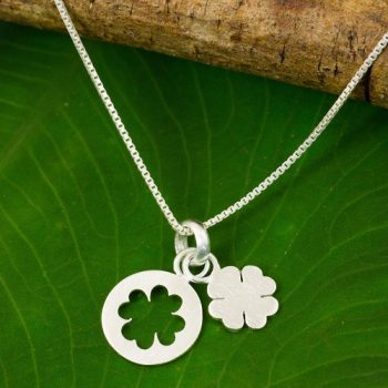 5 Shamrock Necklaces For Women