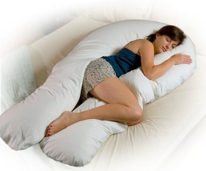 comfort u body support pillow
