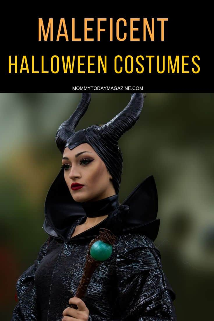 Maleficent Halloween Costumes - The best costumes from the Maleficent movie including Maleficent costumes for adults and kids and Aurora