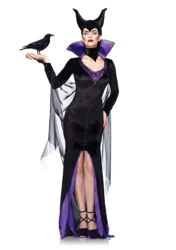 Maleficent Halloween costume