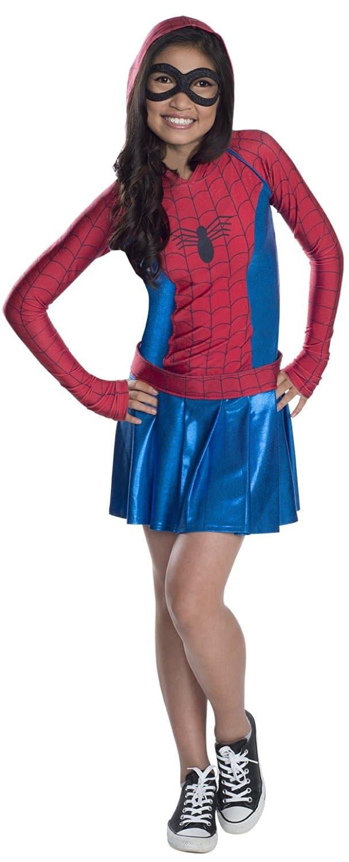 Spiderman Girls Costume