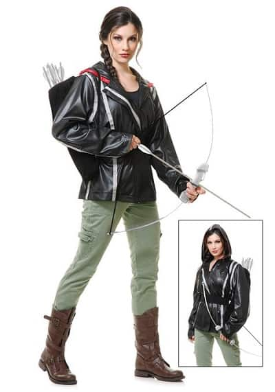The Hunger Games Katniss costume