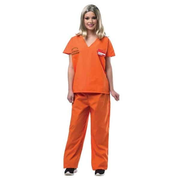 Orange is the new-black Piper Chapman costume