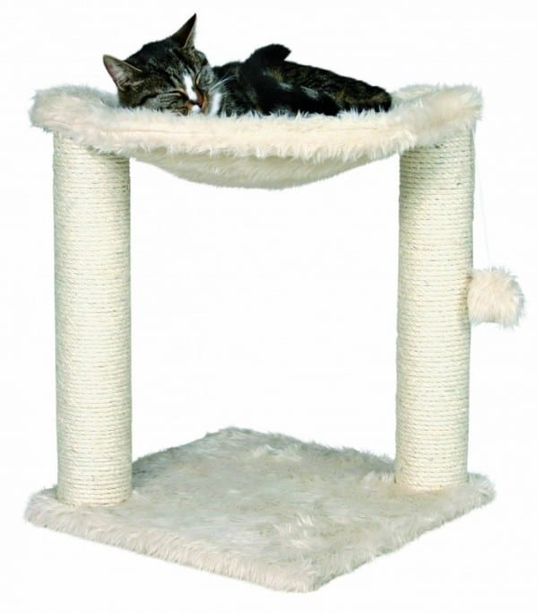Trixie Baza Cat Tree with dangling pompom