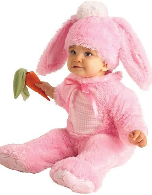 Baby Noah's Ark Collection Precious Wabbit Costume