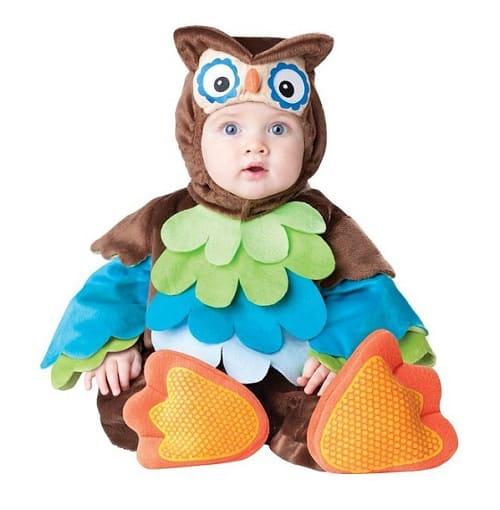 Owl Baby Costume