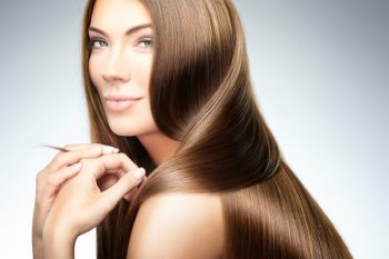 How to Get Sleek, Shiny Hair