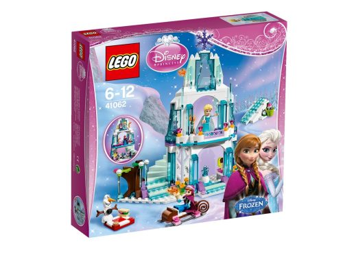 LEGO Disney Princess Elsas Sparkling Ice Castle
