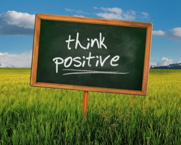 learn to be an optimist