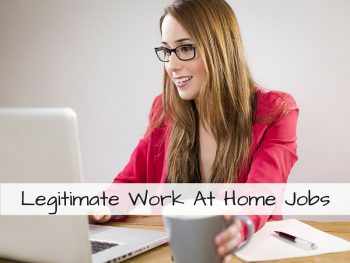 Top 10 Companies That Offer Legitimate Work at Home Jobs