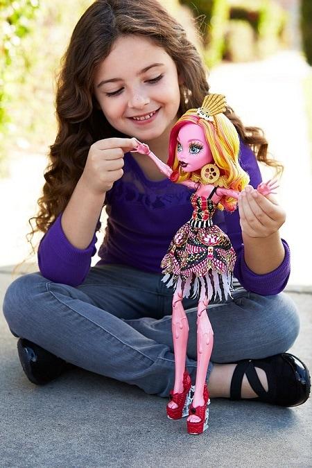 Monster High Freak du Chic Gooliope Jellington Doll
