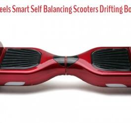Two Wheels Smart Self Balancing Scooters Drifting Board