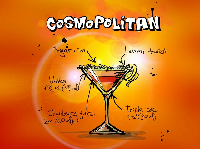 cosmopolitan recipe