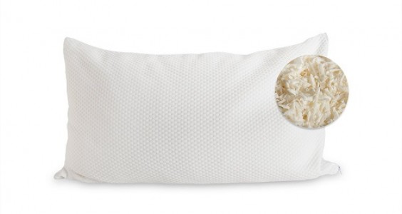 Amazon Deal of the day 20150802 Shredded Latex Pillow by Exceptionalsheets