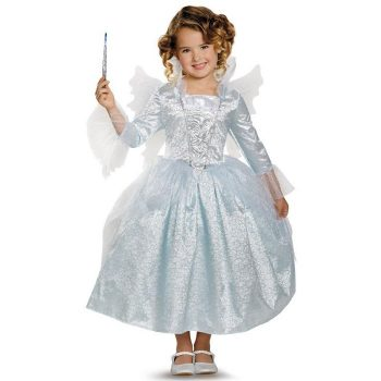 Disney Cinderella Movie deluxe Toddler Fairy Godmother Costume