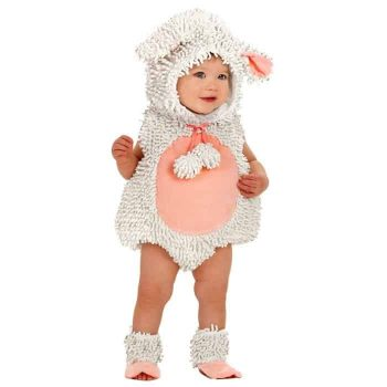 Little Lamb Costume for toddlers
