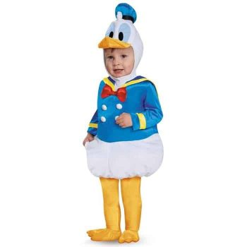 Prestige Toddler Donald Duck Costume