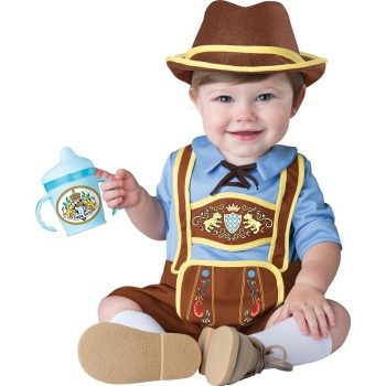 Toddler Little Lederhosen Costume