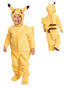 pokemon toddler costume
