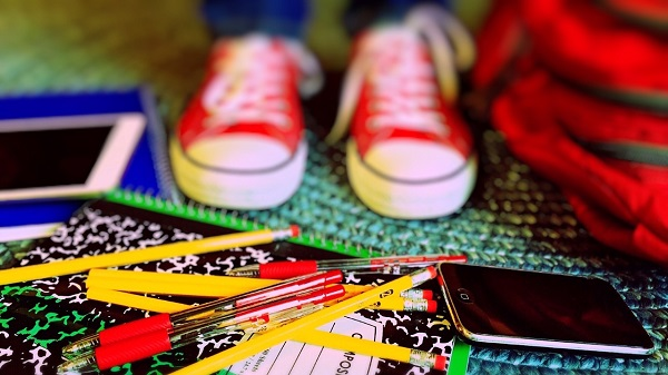 Back to School Organization Tips for Parents