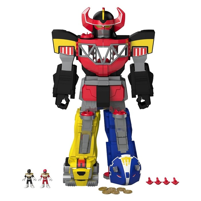 FisherPrice Imaginext Power Rangers Morphin Megazord
