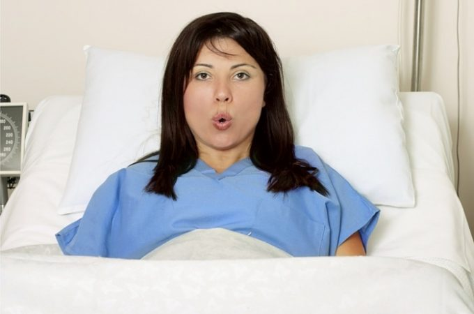 pain relief during labor