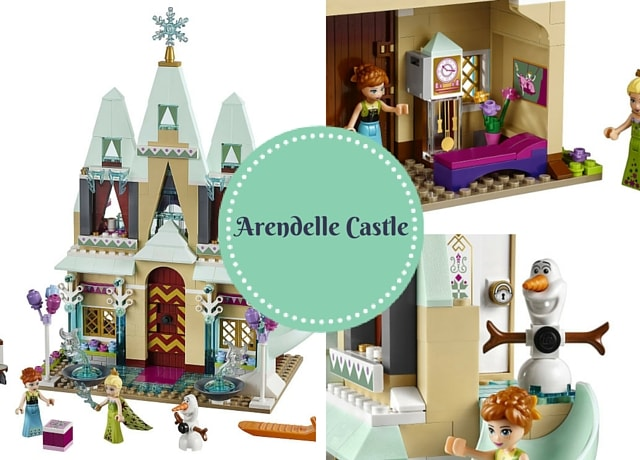 LEGO Disney Arendelle Castle Celebration 41068 Building Kit