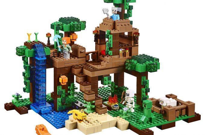 LEGO Minecraft the Jungle Tree House