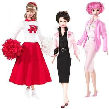 Grease Barbie Dolls
