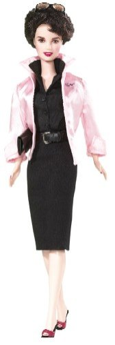 Grease Rizzo Barbie Doll Pink Lady Costume