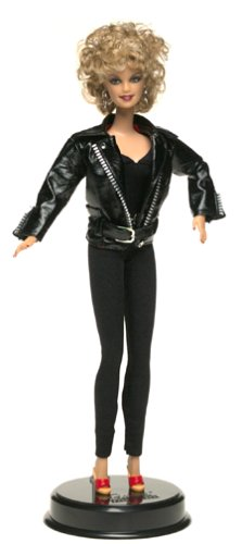 Grease Sandy Barbie Doll Bad Sandy
