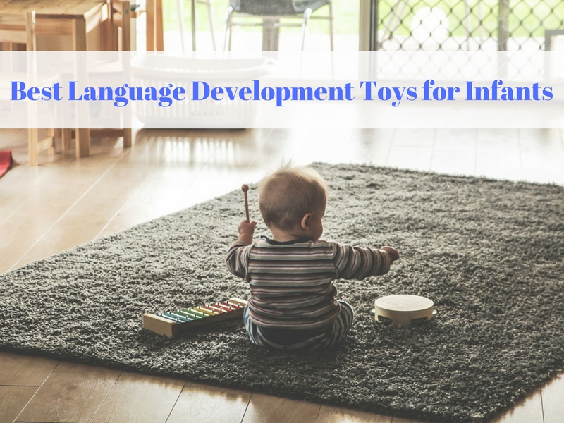 Language Development Toys for Infants
