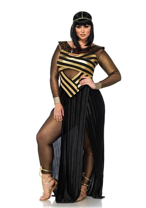 Fantastic Egyptian Princess Costume Egyptian Costume Ideas Egyptian Halloween