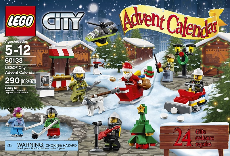 Kids Toy Advent Calendar : Toy advent calendars for kids mommy today magazine