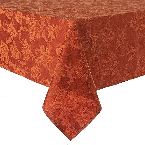 Autumn Leaf Tablecloth - Beauttiful for the Thanksgiving table and all through Fall!