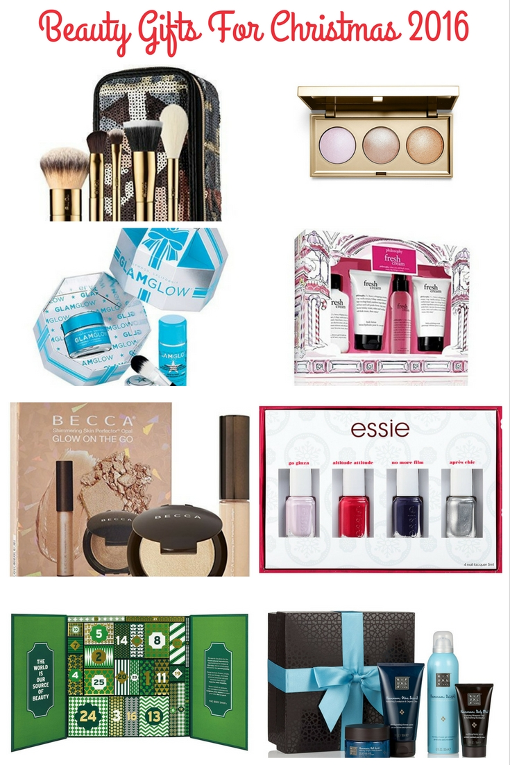 Best Beauty Gifts for Christmas 2016 - Beauty gift ideas