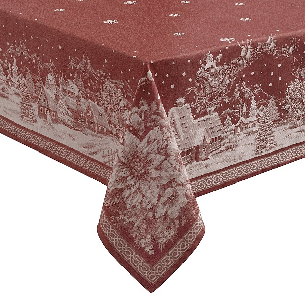 Christmas Story Tablecloth - Tablecloths for Christmas