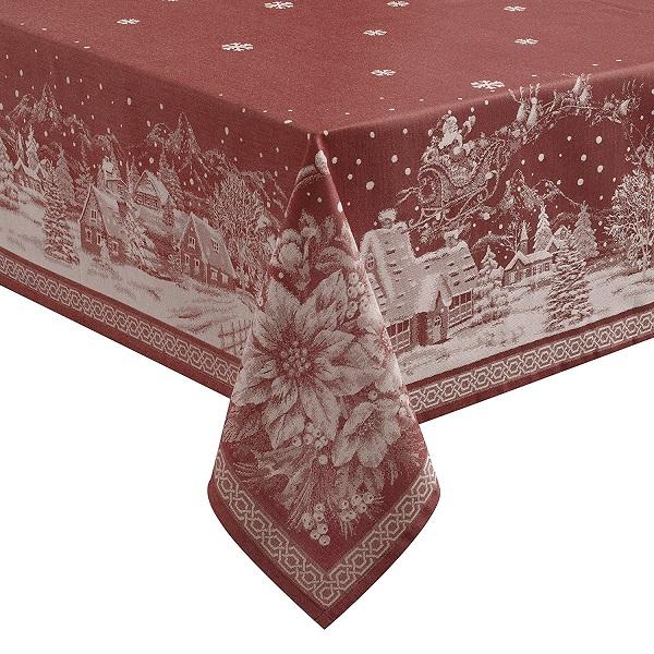 Christmas Story Tablecloth - Tablecloths for Christmas