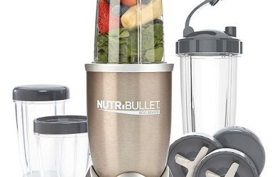 Magic Bullet Nutribullet Pro 900 Blender Mixer