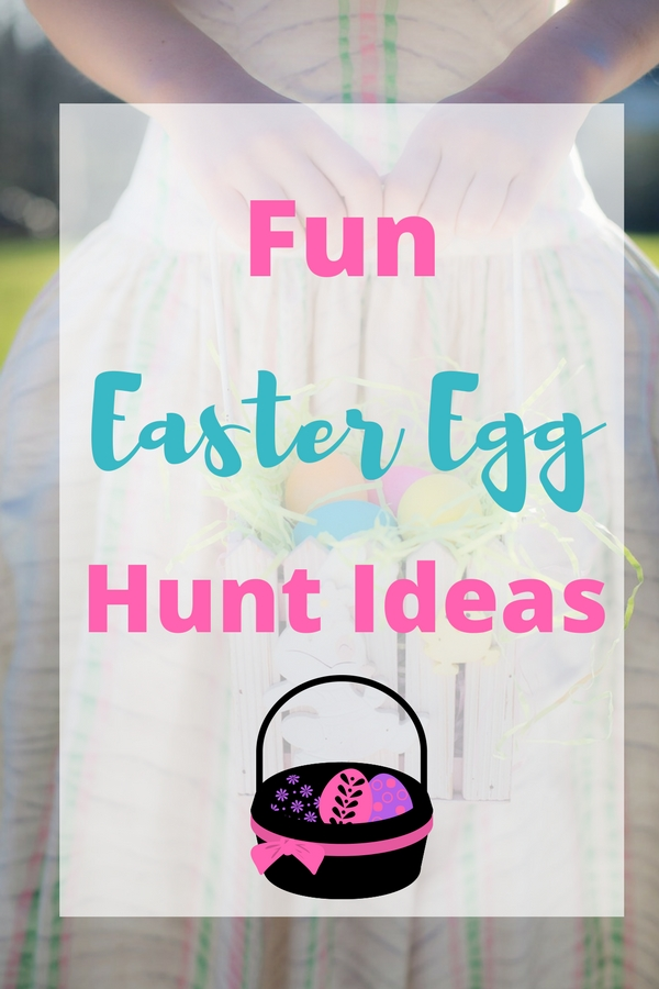 Fun Easter Egg Hunt Ideas | Kids will love these fun and creative Easter egg hunt ideas!