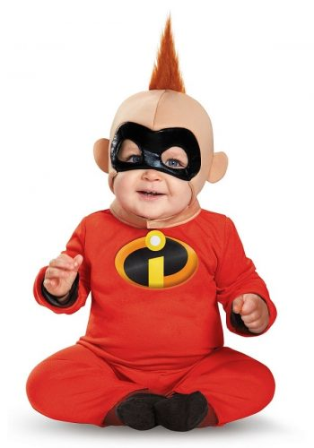 Incredibles 2 Baby Jack Jack Costume - Halloween costumes for babies