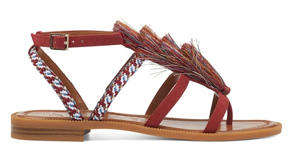 Gaparina Strappy Sandals in natural #summersandals