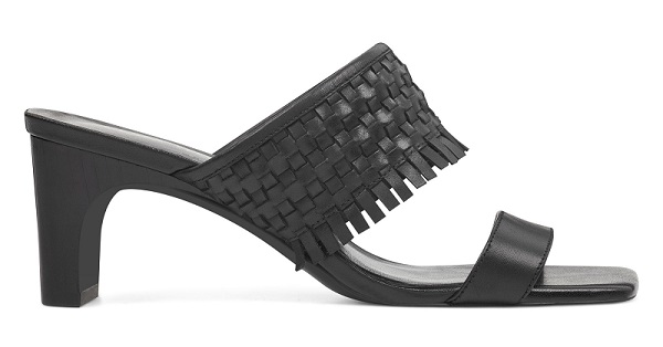 Nirveli Open Toe Sandals in Black #summersandals