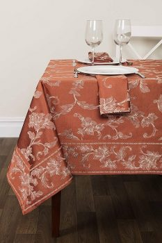 Tablecloth For Fall and Harvest