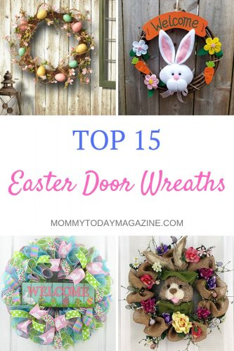 Top 15 Easter Door Wreaths
