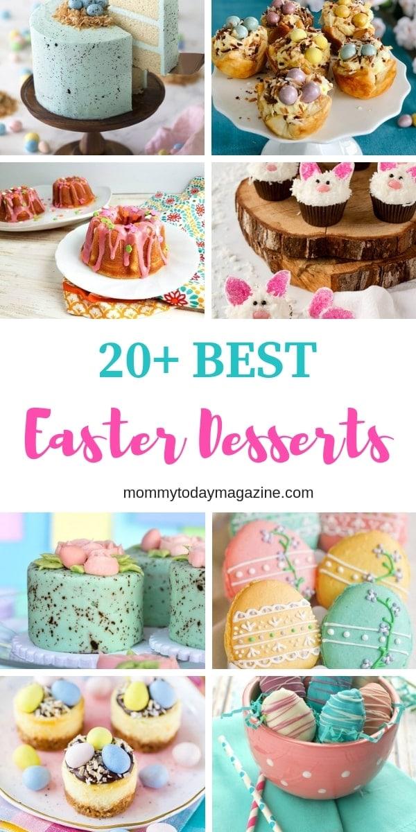 Best Easter Desserts