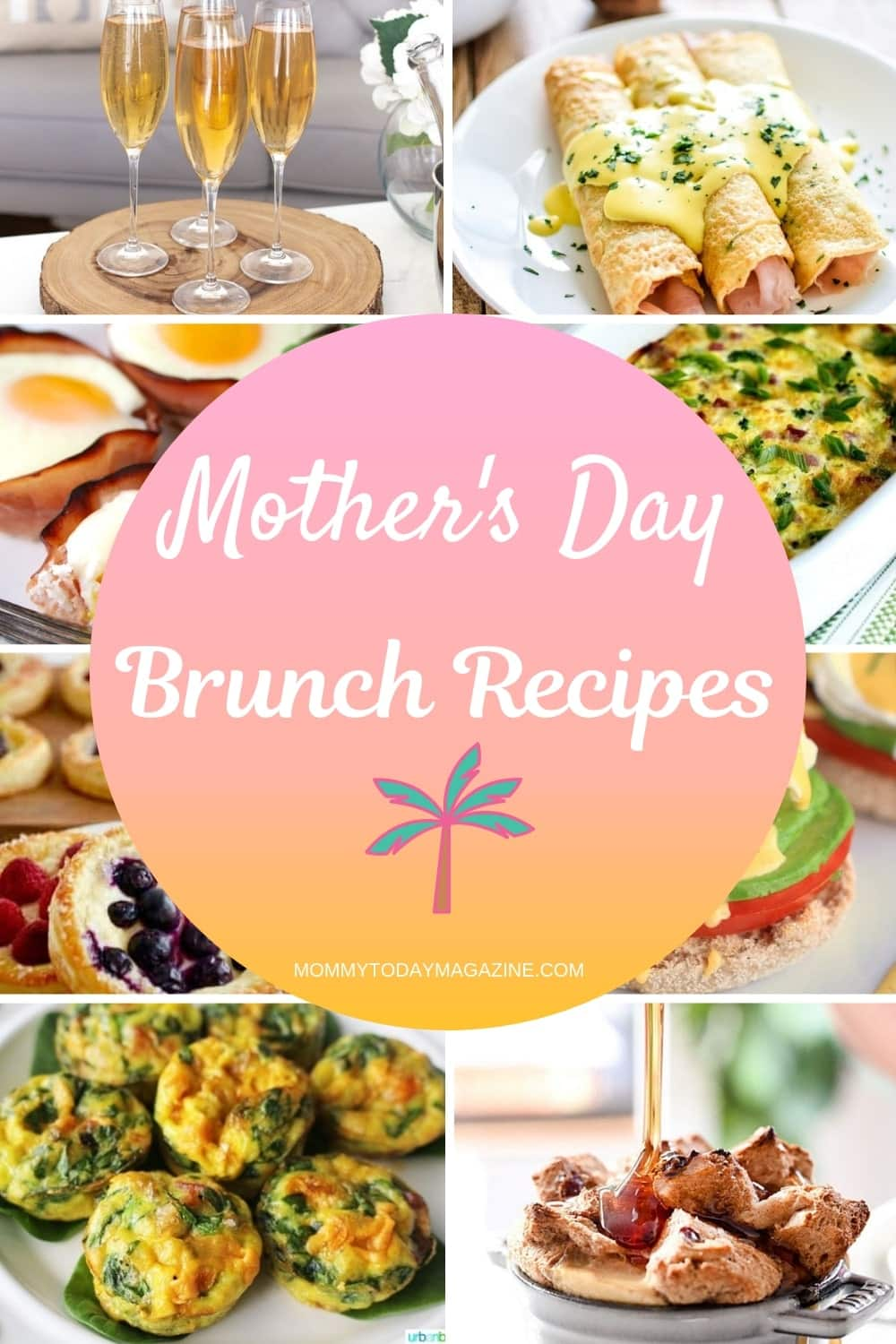 Mother's Day Brunch Recipes - Mother's Day Brunch Ideas