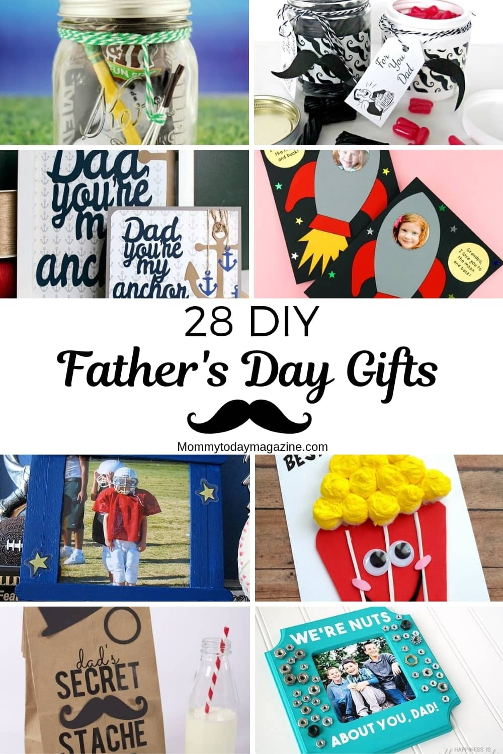 DIY Father's Day Gifts - The Best Homemade Gift Ideas for Dad
